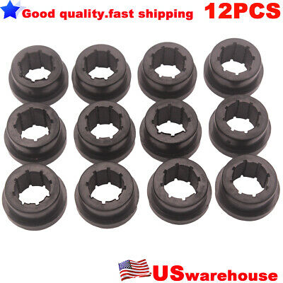Replacement Bushings Fits Skunk2 Lower Control Arm LCA & Rear Camber Kit Black