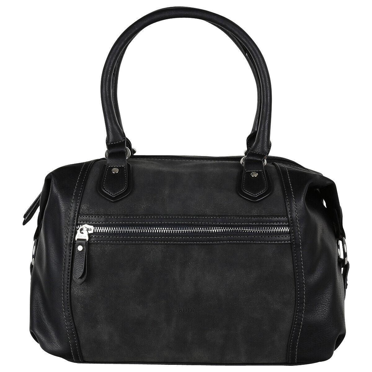 Gabor Evelyn Tasche Handtasche Henkeltasche Schultertasche Bowlingbag 7429