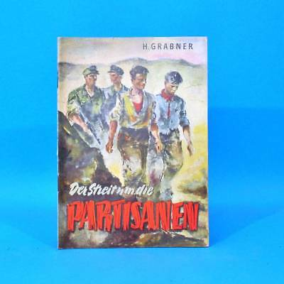 Erzählerreihe 15 | Der Streit um die Partisanen | Hasso Grabner DDR 1958
