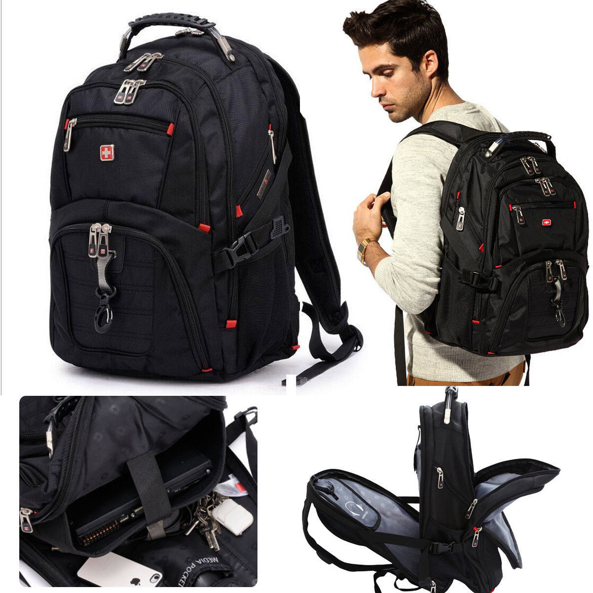 Waterproof Laptop Backpack Reviews- Fenix Toulouse Handball 2fc8cb7d67016