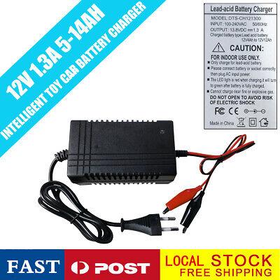 Auto Bleisäure Batterie Ladegerät Smart Batterieladegerät 12V Motorrad Volt (Blei-säure-batterie-ladegerät)