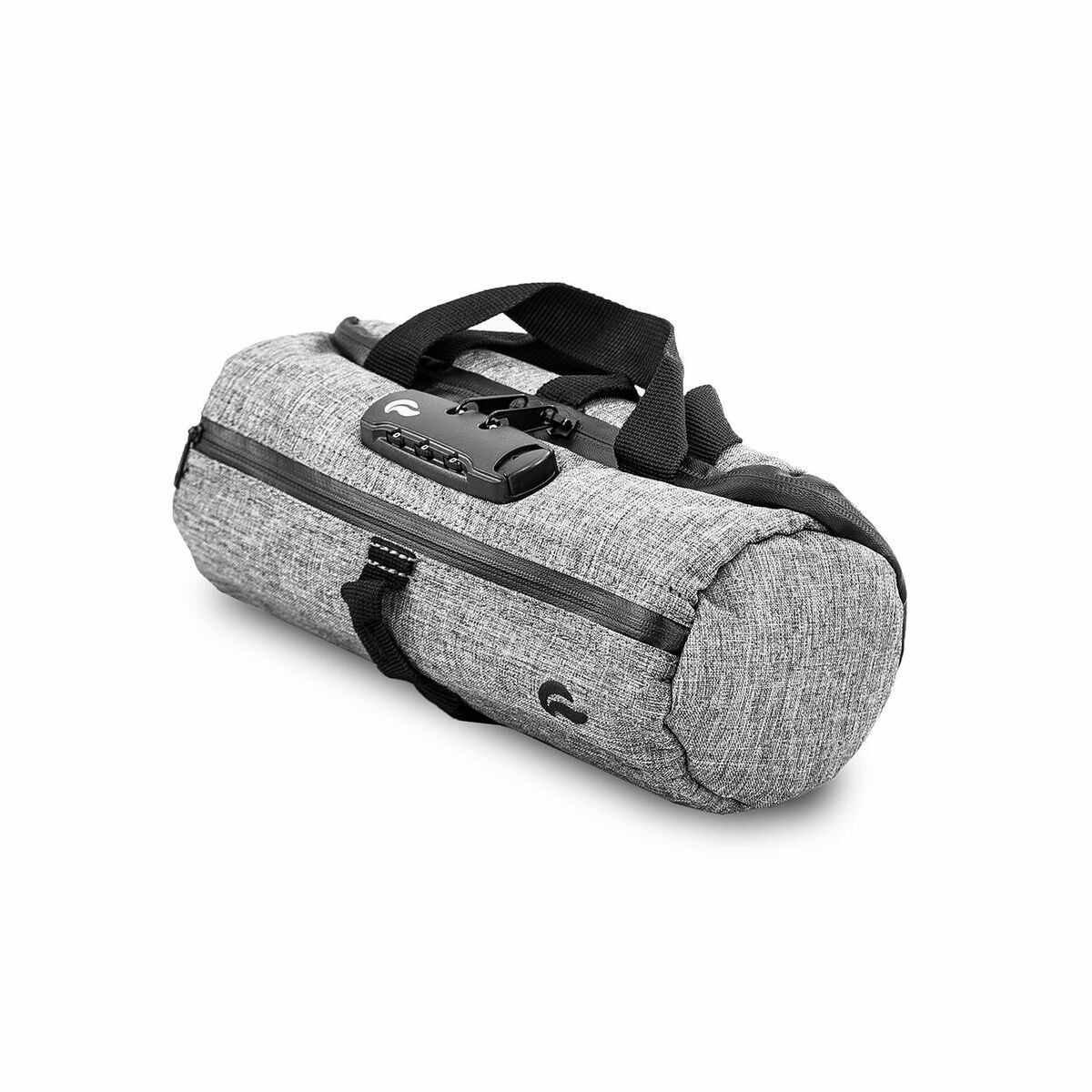 Small Anti-Smell Proof bong Duffle Bag Carbon Filter Materia