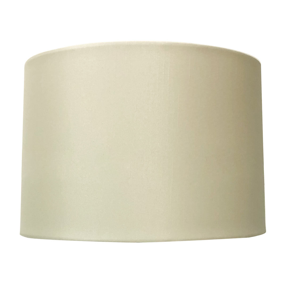 Royal Designs Uno Drop Shallow Drum Hard Back Table Lampshad
