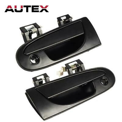 For 95-99 Mitsubishi Eclipse Dodge Avenger Exterior Door Handle Front Left Right