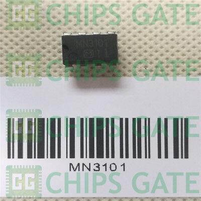 6pcs Clock Generatordriver Ic Panasonic Dip-8 Mn3101