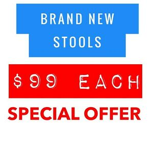 STOOLS - FURNITURE OUTLET - SPECIAL OFFER Granville Parramatta Area Preview