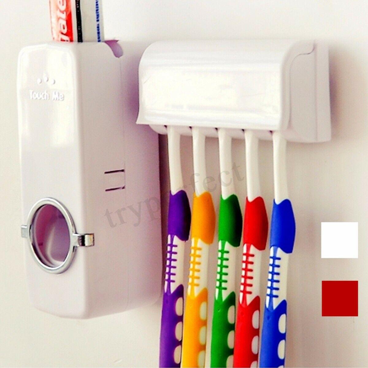 Zahnpastaspender ter Zahnbürste Zahnpasta Zahncreme  DE