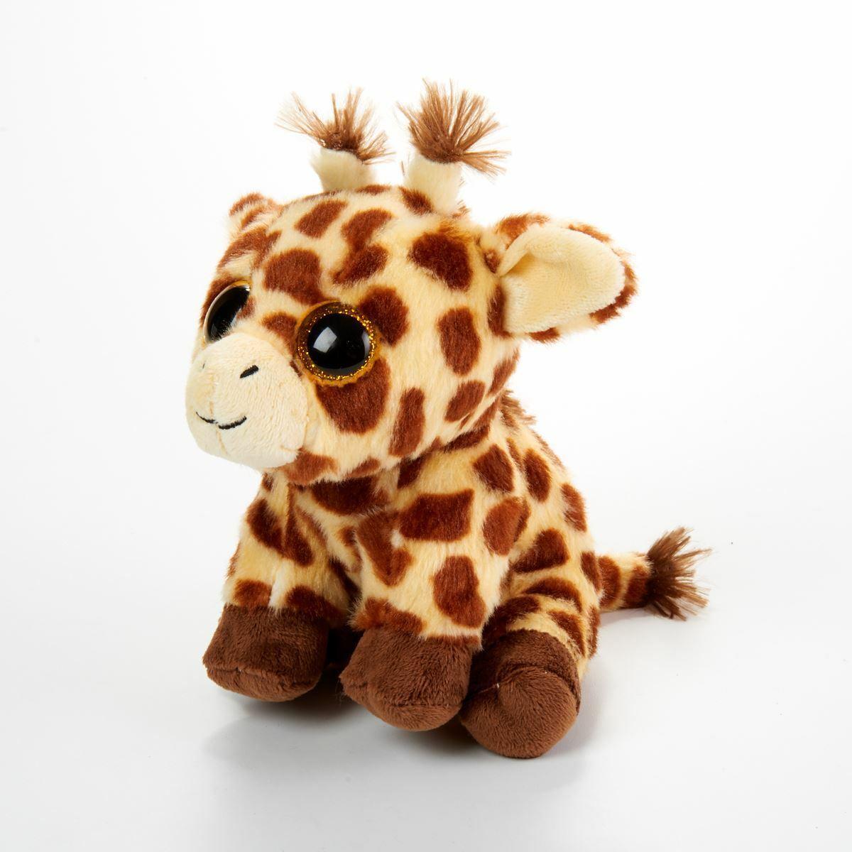 Peaches Giraffe - Ty Beanie Babies 6 inch - TY Boo Plush Ted