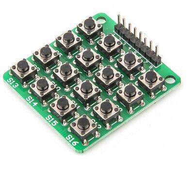 4 X 4 Matrix Array Module 16 Key Button Switch Keypad 4x4 Arduino Raspberry Pi