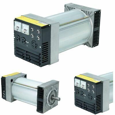 Generator Head 10000 Watt Belt-driven Brushless Power Machine 3600 Rpm 120v 240v