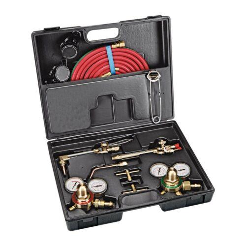 Medium Duty Oxygen Portable Acetylene Welding Kit Cutting Soldering Heating