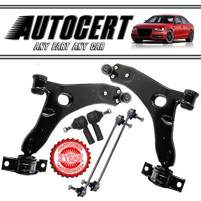FORD FOCUS 1998-2004 FRONT SUSPENSION CONTROL ARMS, WISHBONE FULL KIT LH & RH