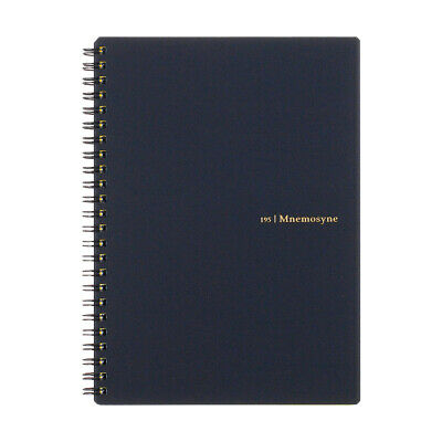 Maruman Mnemosyne N195 A5 Spiral Notebook - Lined