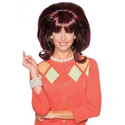 Peg Bundy Costume Wig Adult Peggy Funny Halloween Fancy - Peg Bundy Halloween