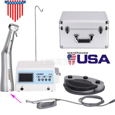 Azdent Dental Implant Surgical System Brushless Motor 201 Contra Angle