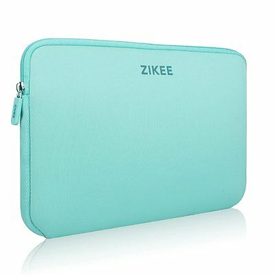 Zikee 15-15.6 Inch Laptop Sleeve, Water Resistant Thickest