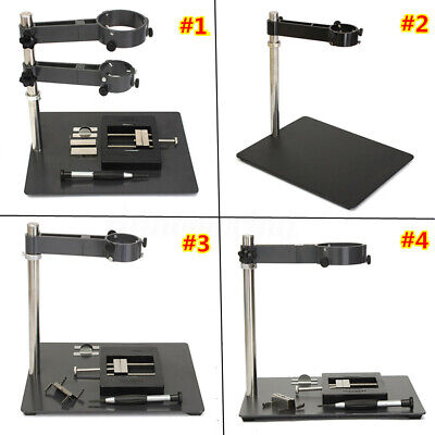 4 Style Hot Air Heat Gun Bracket Clamp Holder Soldering Repair Platform Usa Sale