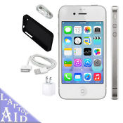 Sprint iPhone 4 White 8GB Clean ESN