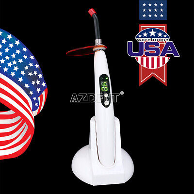 Woodpecker Style Dental Wireless Led Curing Light Lamp Led-b 1500mwcm2 Machine
