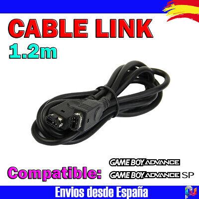 Cable Link para Game Boy Advance & Advance SP conexión de 2...
