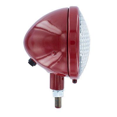New Ih Farmall A Super B C H M Cub Cub Loboy 12v Headlamp Light 200 230 400 450