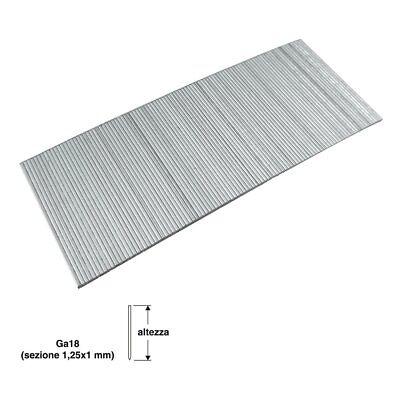 Pdr Puntillas Para Clavadora Clavos Aire Comprimido Eléctrica 5000pz 50mm