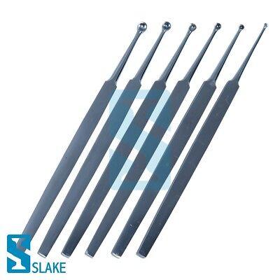 Meyhoefer Chalazion Curette Surgical Medical Ent Instruments 6 Pcs
