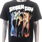 Green Day Band Shirt