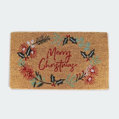 Merry Christmas Welcome Doormats Indoor Rugs Door Mat Floor Carpet Home Decor FF