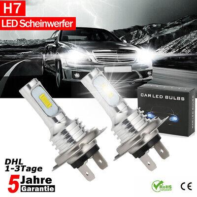 2X H7 LED Scheinwerfer Kit 110W Fern-/ Abblendlicht CREE 6000K VS Xenon Halogen