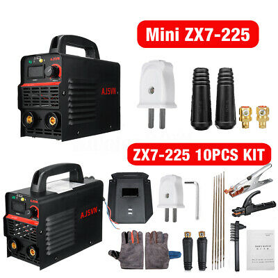 US 225A Mini 4200W MMA ARC Welder IGBT Welding Inverter Machine 10PCS