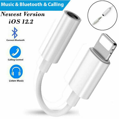 Headphone Adapter for iPhone 11 Adapter AUX Audio Dongle Charging Jack Adapter