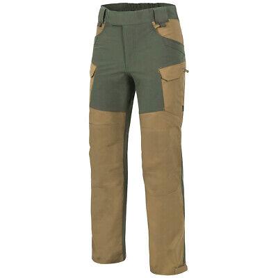 Helikon-Tex Hybrid Outback Pants DuraCanvas Mens Trousers Coyote Taiga Green