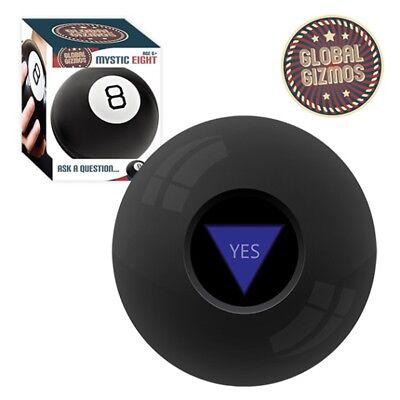 Magic 8 Ball Mystic Charm Decision Ball Fortune Teller Novelty Stocking Filler