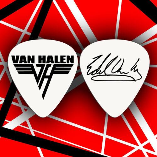 Eddie Van Halen Signature Guitar Pick Picks 5150Tour - Set of 4