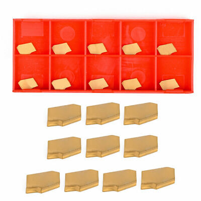 10pcs Sp200 Nc3020 Gtn-2 Grooving Cut-off Carbide Inserts 2mm Width Zqmx2n11-1e