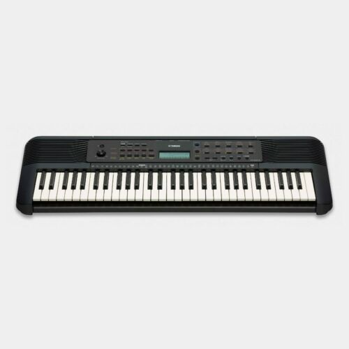 Yamaha PSRE273 61 Key Portable Keyboard Including Mains Adaptor