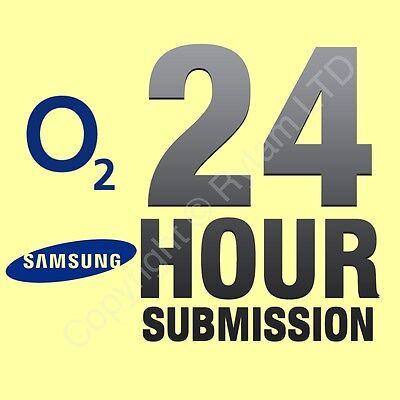 Samsung Galaxy S3 S4 S5 S6 S7 S8 Factory Unlock Code Service O2 UK - PREMIUM