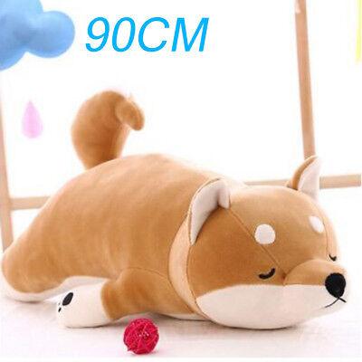 Huge Anime Shiba Inu Dog Soft Plush Pillow Cushion Animal Pet Doll Stuffed Toy