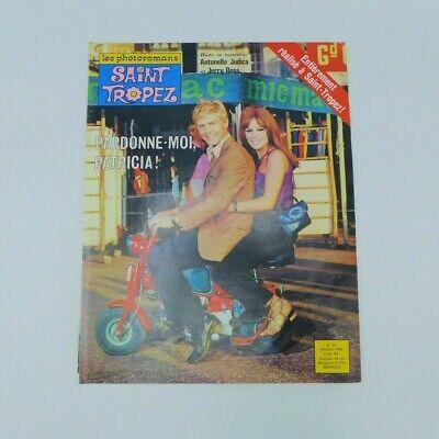 Romanphoto Saint-Tropez n°13 février 1969 ♦ Lagarfeld ♦ Mode avec ELLE ♦ Rabanne