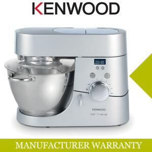 Kenwood KMC030 Titanium Chef Kitchen Machine - direct from Kenwood