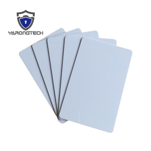 13.56mhz rfid MIFARE Classic 1K iso 14443a sublimation printable pvc card -100