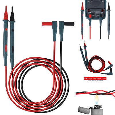 Bolyfa Universal Digital Multimeter Cable Replacement Pair Meter Test Lead Probe