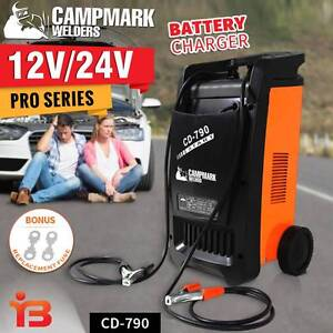 New Campmark 12V/24V Portable Battery Charger Single Phase Fairfield Fairfield Area Preview