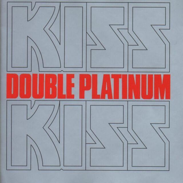 KISS - DOUBLE PLATINUM (GERMAN VERSION)  CD NEU