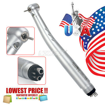 Dental Nsk Style E-generator Led Push High Speed Standard Handpiece 4h Usa