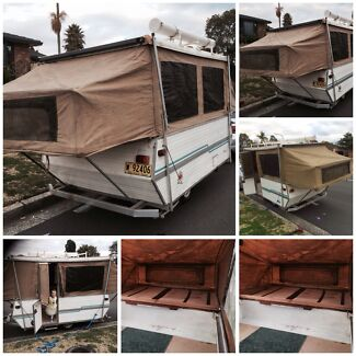 Jayco dove 1981 Ruse Campbelltown Area Preview