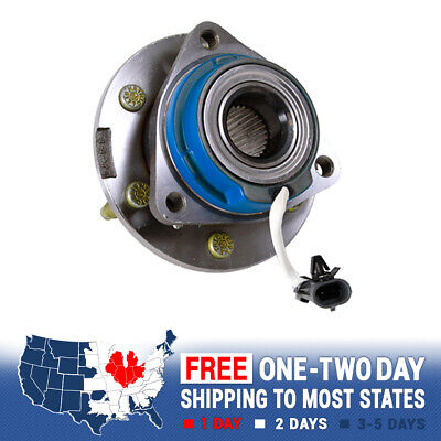 1 Front Wheel & Hub Bearing Assembly For Terraza Uplander Montana Relay AWD covid 19 (Saturn Relay Awd coronavirus)