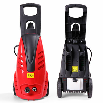High Pressure Car Wash Washer Machine Cleaning Pump Water Portable 1800W 1300PSI (High Pressure Washer Pumps)