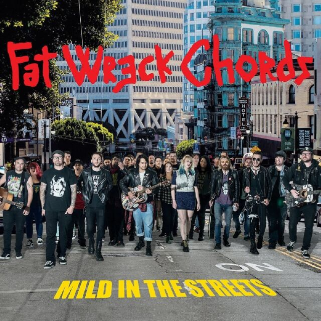 MILD IN THE STREETS-FAT MUSIC UNPLUGGED   CD NEU
